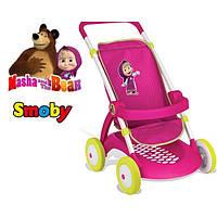 Коляска для куклы Маша и Медведь Smoby 254001