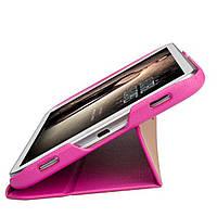"Чехол-книжка JISONCASE для Samsung Galaxy Tab 3 8"" Rose (JS-S31-03H33)"