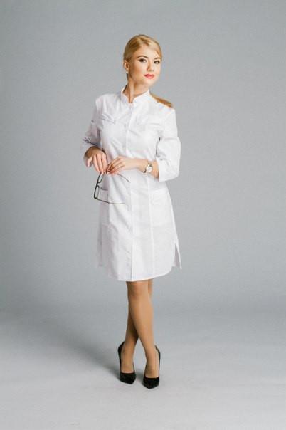 Пошив медицинских халатов и костюмов