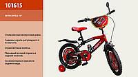 Велосипед 2-х колес 16''   101615 со звонком, зеркалом