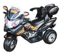 Эл-мобиль T-722 BLACK мотоцикл 6V4.5AH 113*54*75