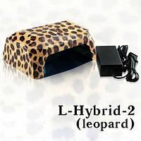 УФ ЛАМПА ДЛЯ СУШКИ НОГТЕЙ L-HYBRID-2 (LED+CCFL)