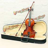 Astonvilla 4/4 имитация черного дерева части к Кленовый акустические AV01 скрипка