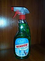 Средство для мытья окон с добавлением уксусной кислоты 500 мл