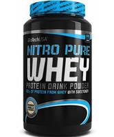 Протеин BioTech Nitro Pure Whey (908 g)