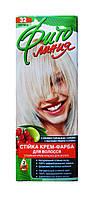 Стойкая крем-краска для волос Фито линия № 32 Жемчужина