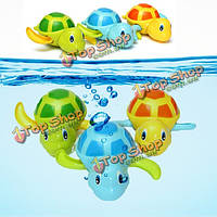 3 цвета плавание черепаха ванна игрушка для детей детей