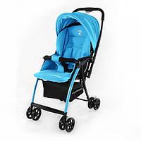 Коляска прогулочкая CARRELLO Cosmo Light blue