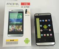 """Сенсорный мобильный телефон T8 Facetel Android 3.5"""" 1н, смартфон 2 sim 3,5 дюйма"""