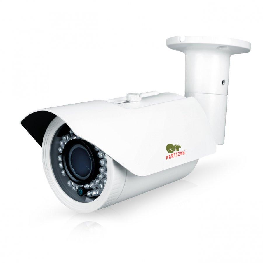 IP-видеокамера с регулируемым фокусом Partizan IPO-VF2MP SE POE