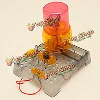 М. eastcolight Сделай сам электрическая сигнализация науки развивающие игрушки детские головоломки