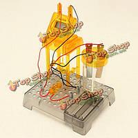 М. eastcolight поделки жидкость Powered часы науки развивающие игрушки головоломки