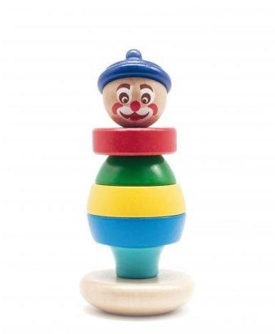 Пирамидка Клоун №2, Бомик