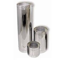 Трубы двустенные из нержавеющей стали с термоизоляцией