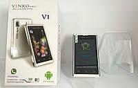 """Мобильный телефон V1 Android 3.5"""" 1н, смартфон на 2 сим карты, сенсорный телефон Android"""