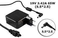 Блок питания Оригинальный для ноутбука Asus 19V 3.42A 65W (5.5*2.5) ADP-65AW A, PA-1650-93, ADP-65WH, фото 1
