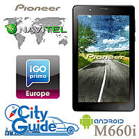 Навигатор Pioneer M-660i Android, 3G, 7 Дюймов