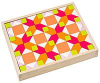 Дерев'яна іграшка Орнамент Кубіка