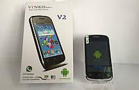 """Сенсорный мобильный телефон V2 Android 3.5"""" 1н, смартфон 2 sim, мобильный телефон Андроид 4.2"""