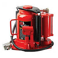 Домкрат бутылочный пневмо-гидравлический 30т 250-405 мм TRQ30002 TORIN
