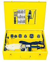 Аппараты для муфтовой (раструбной) сварки МСГ REMS