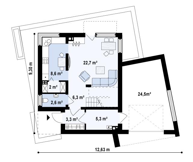 Дом № 3,18