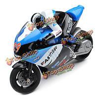 Jinxinda 1/16 Mini мотоцикл 2.4 ГГц дрифт мотор РТР