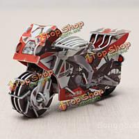 Hopewinning классические сложная система строения собрать игрушку гонка двигателя Wind-Up игрушки