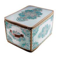 Handy Home Коробка для хранения Handy Home на молнии кружева, L