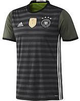 "Футболка Adidas ""Germany"" сборной Германии по футболу 2016-18"