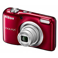 Фотоаппарат Nikon Coolpix A10 Red (VNA982E1)