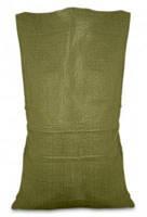 Мешок полипропиленовый зеленый 55х105 см, 50 кг (Украина) Арт.(10-918)
