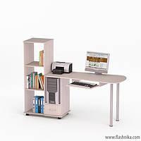 Компьютерный стол LED 11 1600х750х1224