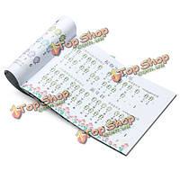 6 отверстий ocarina учебники для начинающих красочный атлас учебников