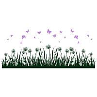 Glozis Виниловая Наклейка Glozis Grass