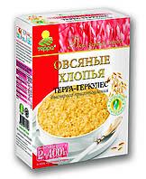 """Хлопья  Овсянные """"ТЕРРА"""" 800г"""