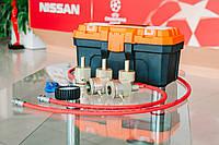 Оборудование для ремонта амортизаторов 5 насадок