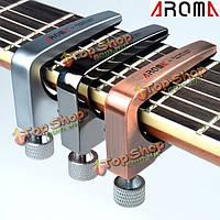 Аромат AC - 11 цинковый сплав capo гитары для акустической гитары