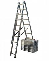 Аренда лестницы Krause Corda 3x9, фото 1