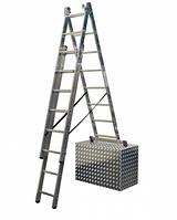 Аренда лестницы Krause Corda 3x9
