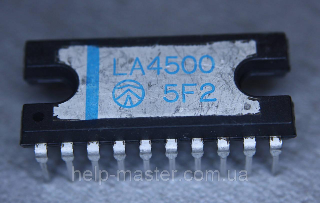LA4500; (DIP20H)