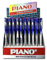"Ручка олійна ""Piano"" PT-195-C синя"