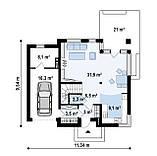 Проект Дома № 3,20, фото 6