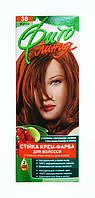 Стойкая крем-краска для волос Фито линия № 38 Медный