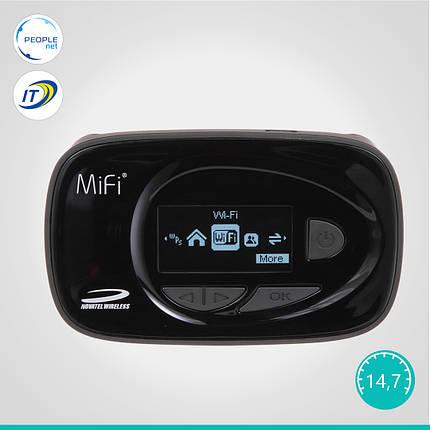 Мобильный 3G/4G WiFi Роутер Novatel MiFi 500 (5580), фото 2