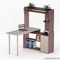 Компьютерный стол LED 22 1200х1310х1430