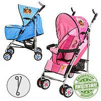 Детская коляска Маша и Медведь MM 0065-1P (Розовая)