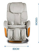 Массажное кресло Casada Smart 3S Массажное кресло Universal RT-6150 Искусственная кожа Коричневый