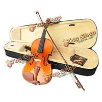 Astonvilla av05 4/4 глянцевый ели акустической скрипки с аксессуарами