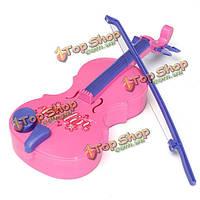 Детский скрипичный смычок детский электронный музыкальный струнный инструмент игрушка